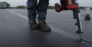 Coquitlam Roofers Flat Roof Sealing