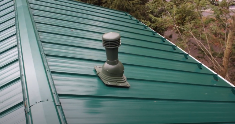 Coquitlam Roofers a complete metal roof