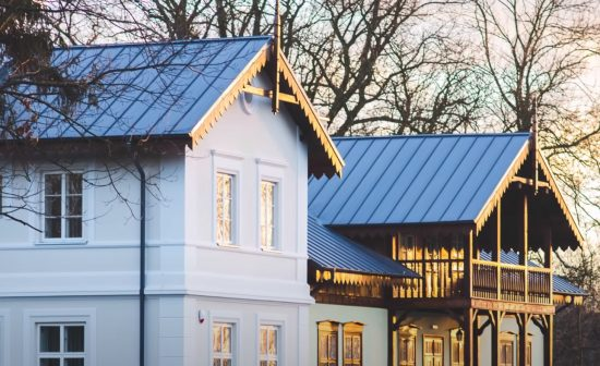 Coquitlam Roofers metal roof home